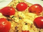 Grilled Tomato Toast