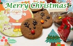 聖誕鹿仔曲奇食譜 Christmas Reindeer Cookies Recipe
