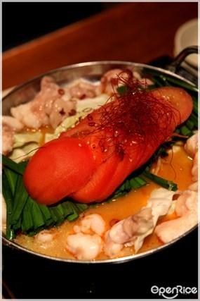 博多牛腸鍋 (@$74.00) - Dojo Hakata in Tsim Sha Tsui